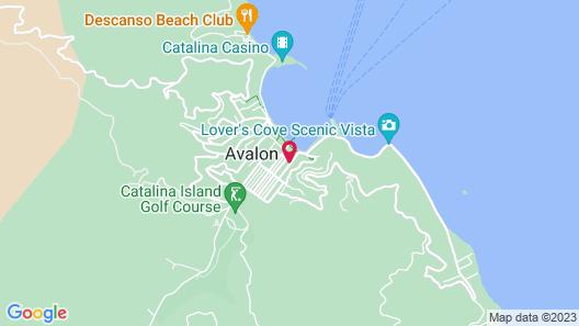 Seacrest Inn Map