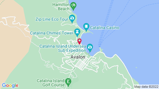 Bellanca Hotel Map