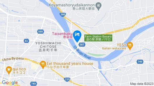 Enmeikan Map