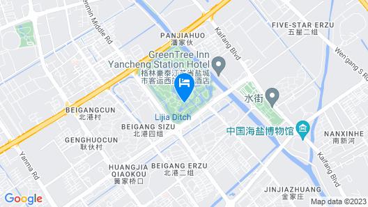 Yancheng Shuicheng Hotel Map