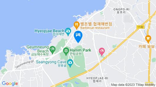 Swimeong Nolmeong Guesthouse&Pension Map