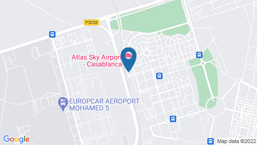 Relax Airport Map