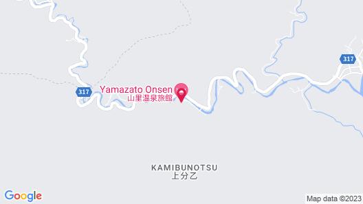 Yamazato Onsen Ryokan Map