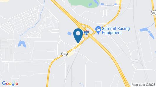Country Inn & Suites by Radisson, McDonough, GA Map