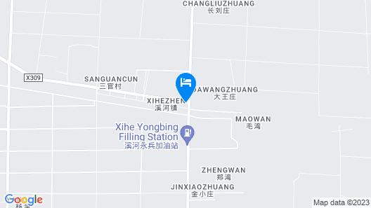 HUAIAN XIAOYUAN HOTEL Map