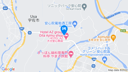 Ajimu Family Village Map