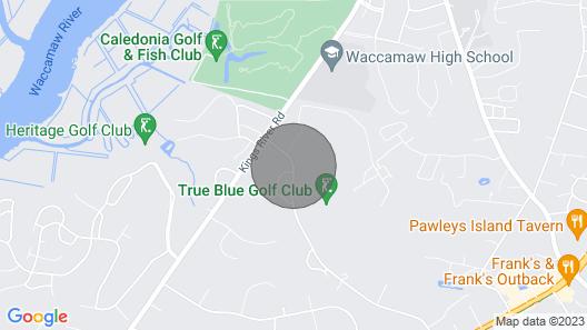 True Blue Golf Course Condo - Month of Dec, Jan, or February, Pet? $1249 Plus Map