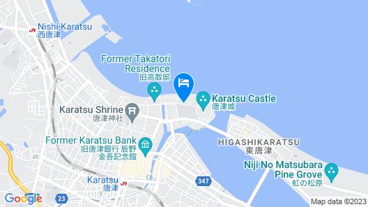 Ryokan Oomasa Map