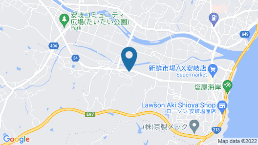 Hotel Ikoi Map