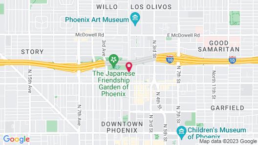 FOUNDRE Phoenix Map