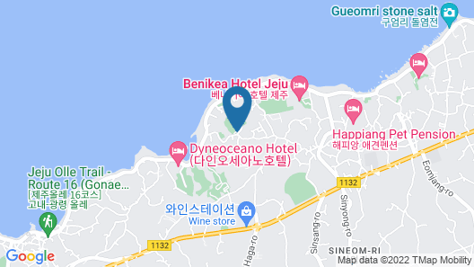 Olle Resort & Spa Map