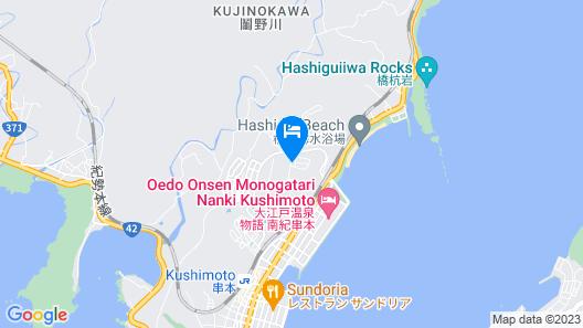 Hotel & Resorts WAKAYAMA-KUSHIMOTO Map