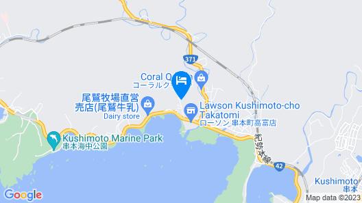 Guest House Boku - Hostel Map