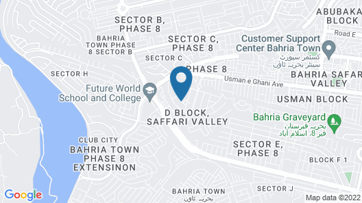 Combat House Map
