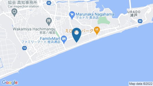 Hotel Taiheiyo - Adult Only Map