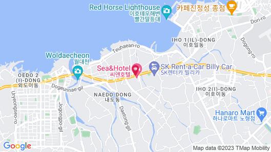 Sea&Hotel Map