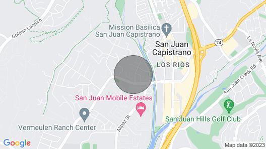 Casa Belardes- Family & Pet Friendly. Beaches! Restaurants! Historic Downtown! Map