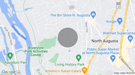 Hammond's Hills Showstopper Map