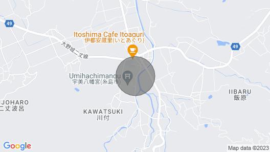 Charter Limited to 1 Group per day Accommodates - Village / Itoshima Fukuoka Map