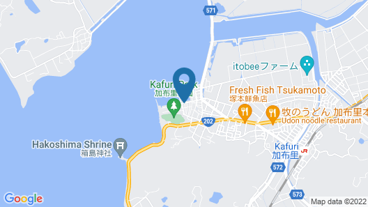 Rakuten STAY HOUSE x WILLSTYLE Itoshima Map
