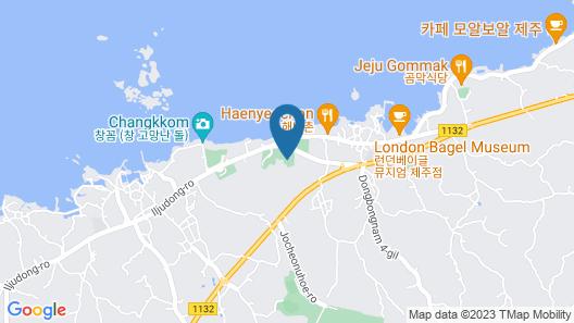 Jeju Mei The Hotel by Nanugo Map