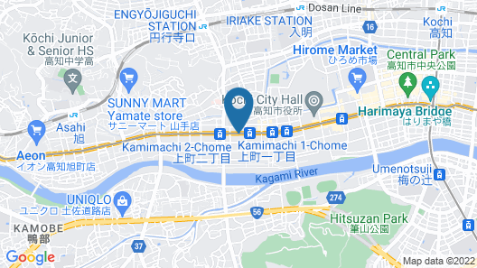 Jyoseikan Map