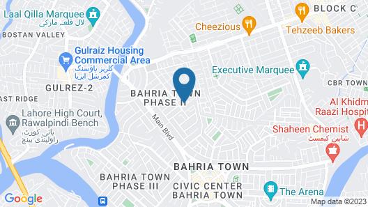 Safari Club 4 Map