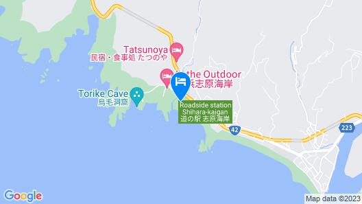 Rivage SPA Hikigawa Map