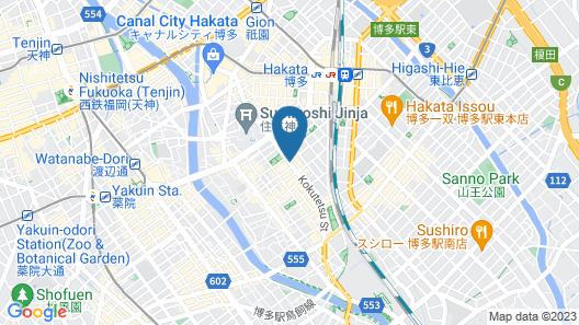 Expected Inn Map