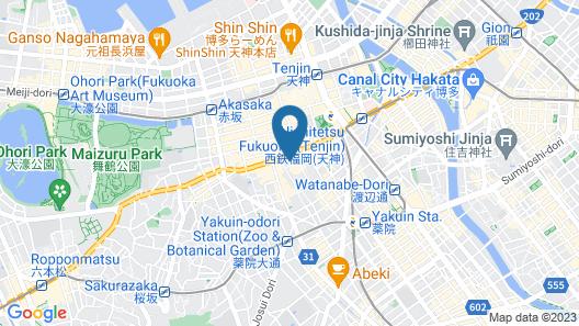 mizuka Imaizumi 3 - unmanned hotel - Map