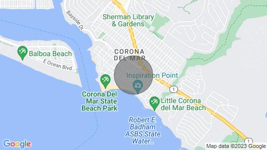 $189 March Special - Close to CDM Beach/village, A/C & Garage Map