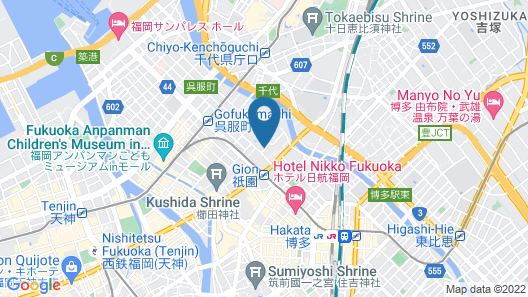 AMP FLAT Ogokusou Map