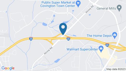 Baymont by Wyndham Covington Map