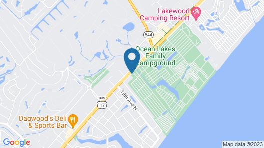 Road Side Inn Map