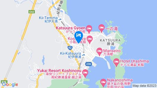 Minshuku Kamenoi Map