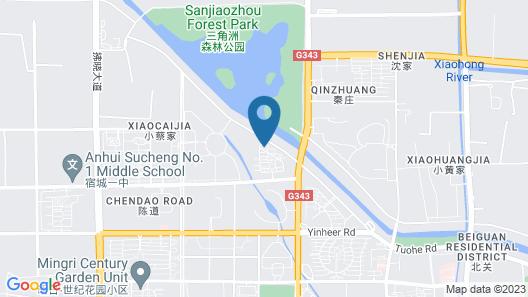 Vatica Suzhou Yongqiao District Yinhe 2 Map
