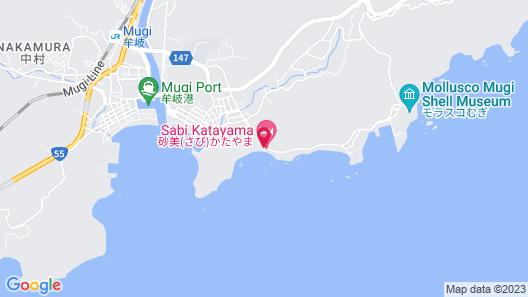 Sabi Katayama Map