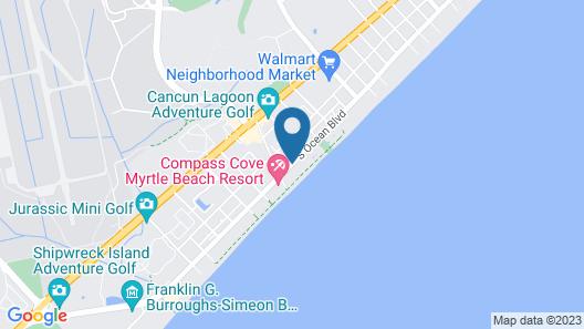 Paradise Resort Map