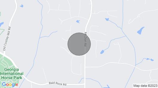Regal Ranch Retreat *DOG & HORSE FRIENDLY* Map