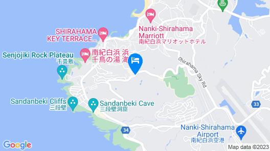 INFINITO HOTEL&SPA NANKI-SHIRAHAMA Map