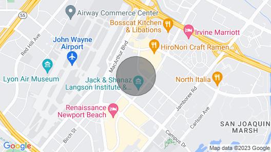 Penthouse - Resort Living Map