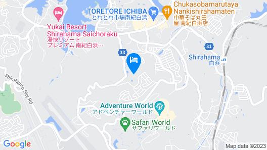 Shiki no Sato Yuraku Map