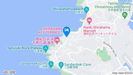 SHIRAHAMA KEY TERRACE SEAMORE RESIDENCE Map