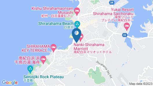 Guest Living Mu Nanki Shirahama - Hostel Map