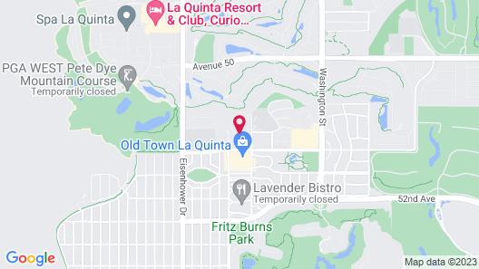 Embassy Suites La Quinta Hotel & Spa Map