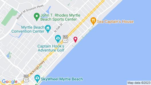 Palms Resort Map