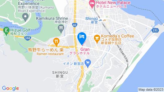 Gran Hotel Map