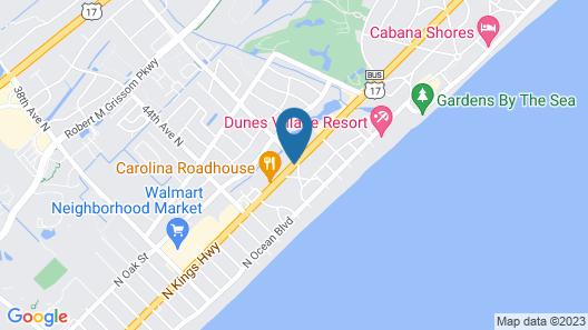 La Quinta Inn & Suites by Wyndham Myrtle Beach - N Kings Hwy Map