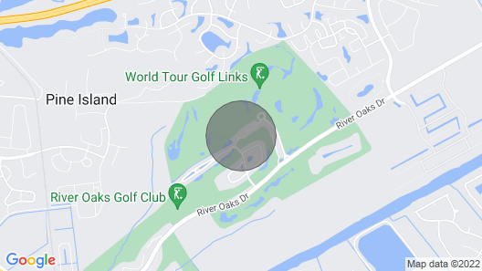 World Tour Golf Resort 2 Bedroom Map