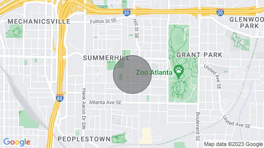 Loftium Lovely & Stylish Guest Suite in Grant Park! Map